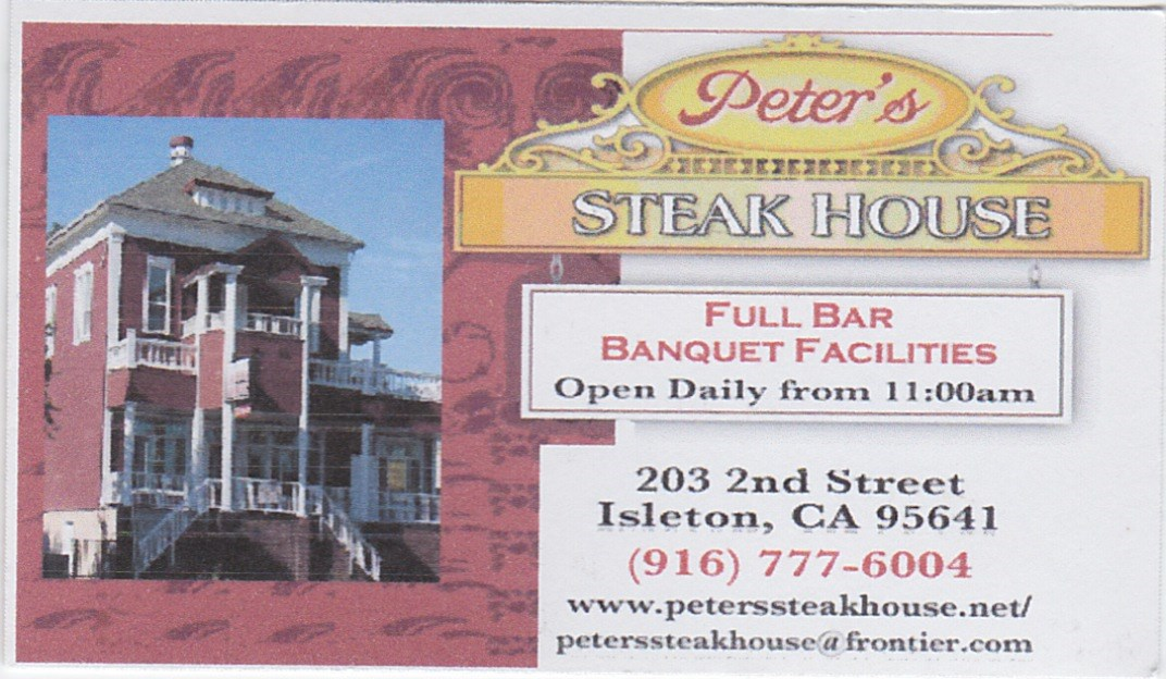Peter's Steak House
